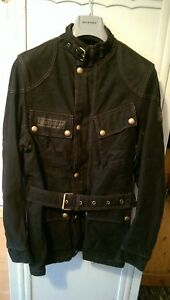 38749902d0 Belstaff Men's Trialmaster Icon Jacket ( Che Guevara) in Black | eBay