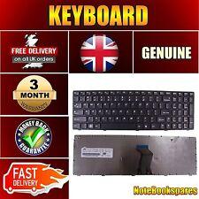 New Z570 B575E IBM LENOVO Notebook Keyboard Matte Black Keys US Black Frame