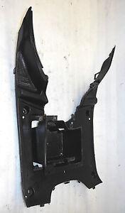 Poggia-Piedi-con-contenitore-di-Batteria-Per-Rex-RS-400