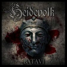 Heidevolk - Batavi CD 2012 pagan metal Napalm Records