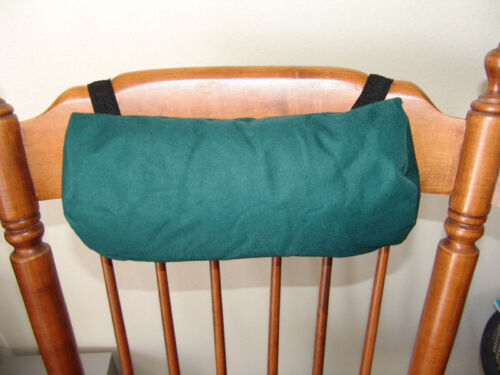"""Indoor Outdoor 13/"""" x 6/"""" Adjustable Pillows for Chairs-Rockers-Campings-N MORE"""