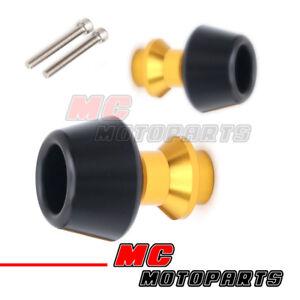 Gold-CNC-Swingarm-Spools-Slider-For-Yamaha-MT-03-04-05-06-07-08-09-10-11-12-13