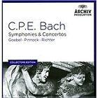 C.P.E. Bach: Symphonies & Concertos (2014)