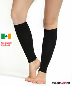 1Pair-Medical-Calf-Leg-Muscle-Support-Compression-Sleeve-Sport