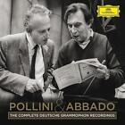 The Complete Deutsche Grammophon Recordings von WP,Maurizio Pollini,BP,Claudio Abbado (2015)