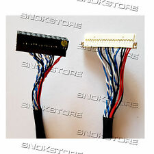 LVDS CABLE 20 Pin DF19-20P-D8 Single 8 Bit for LCD CONTROLLER TO DISPLAY PANEL