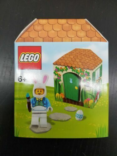 Lego 5005249 Minifigur Osterhasen Hütte Minifigure Iconic Easter Neu Sealed