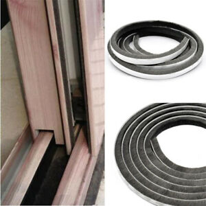 1 Roll Draught Excluder Strip Window Door Seal Weather Tape Self-adhesive H