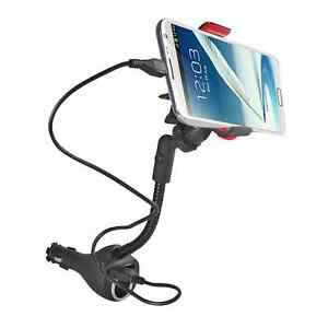 Dual-USB-Cigarette-Lighter-Car-Mount-Charger-For-iPhone-6S-Plus-Samsung-S6-Edge