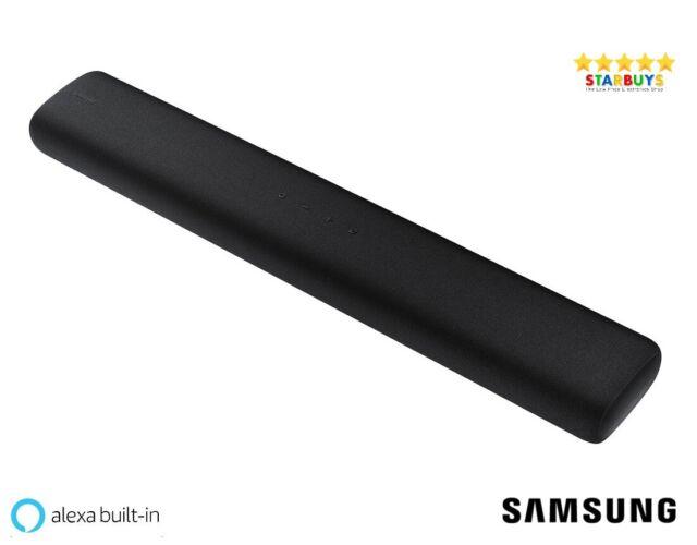 Samsung HW-S60T 180W Bluetooth y WiFi Barra de sonido sistema de altavoces con Alexa incorporado
