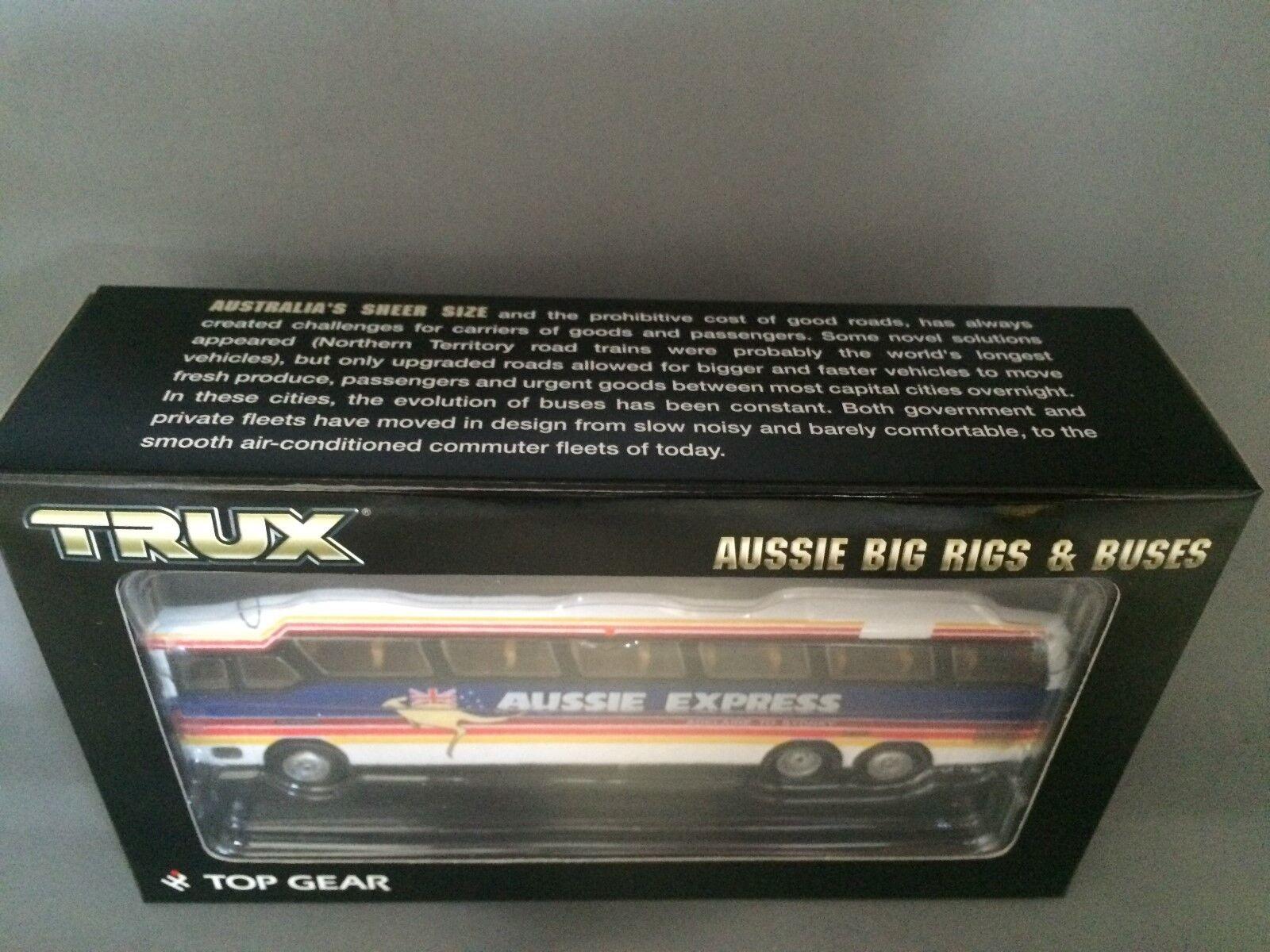 ventas en linea 1 76 Trux TX16J 1980 1980 1980 Mono Entrenador-Aussie Express Denning  punto de venta de la marca