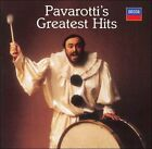 Pavarotti's Greatest Hits (CD, Sep-2007, 2 Discs, Decca)