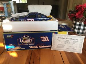 Team Lowes #31 Mike Skinner 1/18 By Revell 1 Of 3120 Certified