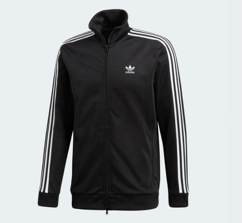 adidas Beckenbauer TT Mens Track Jacket