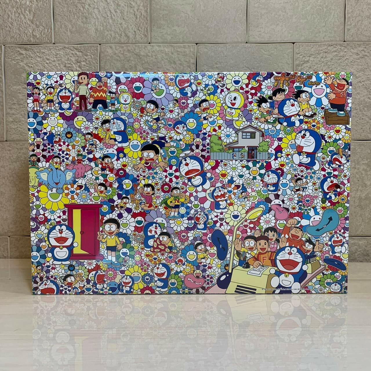 2017 Doraemon Takashi Murakami Jigsaw  Puzzle 1000pcs du Japon  magasin pas cher
