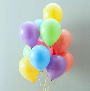 gross-Latex-Luftballons-Helium-oder-Luft-Qualitaet-fuer-Party-Hochzeit-Geburtstag