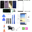 Samsung-Galaxy-Note-8-N950-Front-Screen-Glass-Back-Glass-Replacement-Kit-Option miniature 18