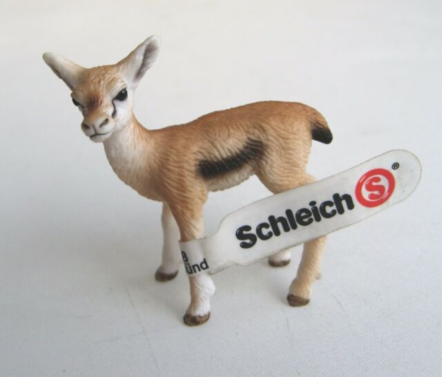 SCHLEICH WILD LIFE ANIMALS 14397 - BABY GAZELLE FAWN - NEW WITH TAGS!