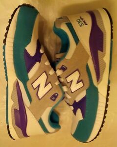 save off 33bc5 81a97 Details about Women's 7.5 New Balance 530 Encap M530AAA Blue Teal/Purple  Shoes