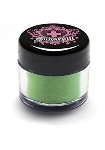 Details about SUGARPILL ElektroCute Neon Shimmer Green Pigments FULL SIZE  Eyeshadow SPARKAGE