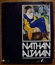 Etkind M. Nathan Altman Russian Avant-garde painting book design sculpture