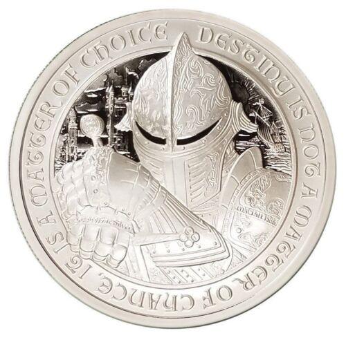 The Destiny Coin 2 IN-STOCK!! The Dragon 2 oz .999 Silver BU Round