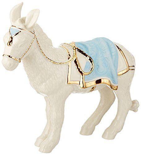 Lenox First Blessing Nativity Donkey, New, Free Shipping