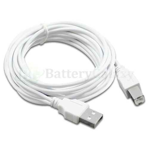 1-100 Lot 6/' 10/' 15/' NEW USB 2.0 A TO B HIGH SPEED PRINTER SCANNER CABLE CORD