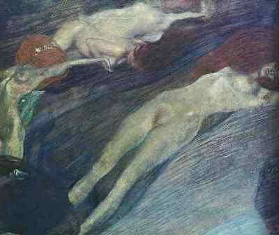 Gustav Klimt 113 5 A4 Print