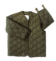 Olive Drab M-65 Field Jacket Liner Rothco 8292