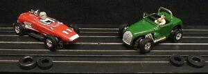 AURORA T-JET MODEL MOTORING HOT ROD, TRUCK & INDY CAR SILICONE SUPER TIRES