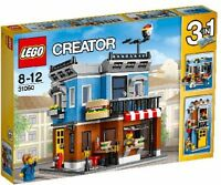 Multifunctional Kids LEGO Creator City Play House Xmas Gift Build craft Toys NEW