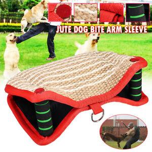 Iuta-Dog-Bite-braccio-manica-per-addestramento-cani-guardia-Schutzhund-masticare