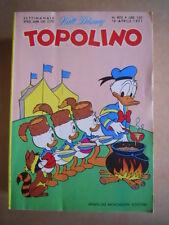 TOPOLINO n°803    [G379] - OTTIMO - con Bollino