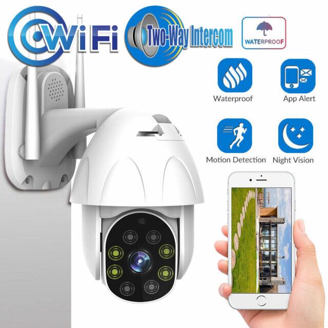 Wanscam HW0038 720P Wireless WiFi Dome IP Camera Pan Zoom Night Vision Tilt