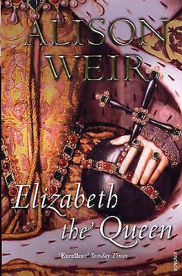 "1 of 1 - ""VERY GOOD"" Weir, Alison, Elizabeth the Queen, Book"