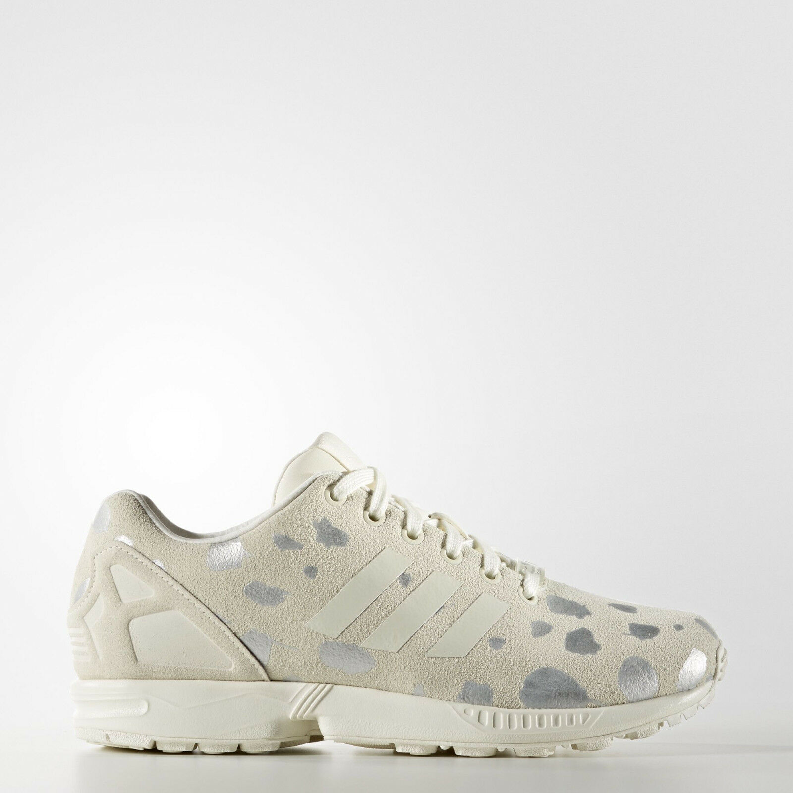Adidias Originals ZX Flux Metallic Silver Stain 10 S76604 Sizes 4 - 10 Stain Rose Gold d8a581