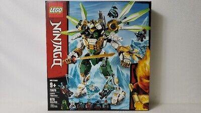 Lego Ninjago Lloyd S Titan Mech Ninja Toy Building Kit 876pcs 70676 673419302661 Ebay