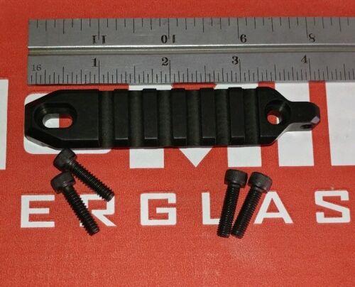 """3/"""" Bipod Picatinny Rail PRS Atlas LRA F-class Remington sling stud"""