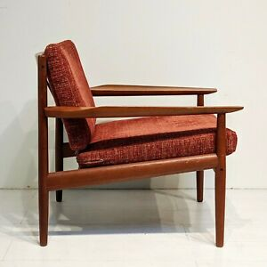Arne Vodder Teak Lounge Chair