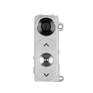 Reemplace-Boton-Soporte-de-lente-de-camara-marco-que-rodea-Cubierta-LG-G3-D855-D850-Blanco