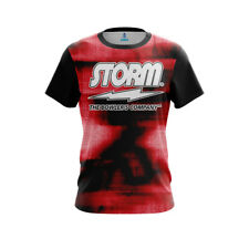 CoolWick Storm Old Glory Bowling Jersey