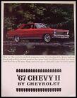 1967 Chevrolet Chevy II Nova Super Sport Wagons 100 ORIGINAL Brochure Xlnt