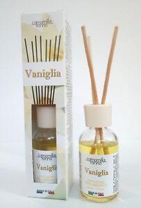 Bastoncini In Vaniglia Made A Profumo Ambiente Ml Diffusore Per 30 E2IDWH9