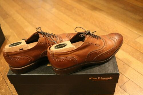 Allen Edmond Jefferson 8D Walnut