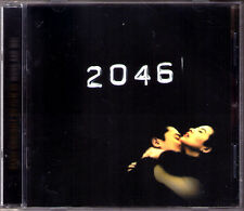 2046 Shigeru Umebayashi OST Soundtrack CD Connie Francis Wong Kar-Wai 梅林茂 王家衛