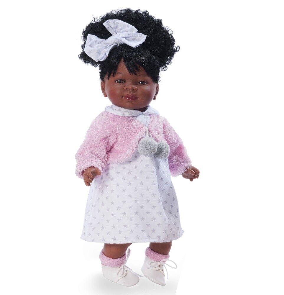Nines D´Onil Puppe Maria 45 cm mit Stoffkörper 1210