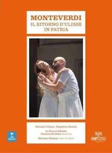 Emmanuelle Ha ' M - Monteverdi: Il Ritorno Di Ulis Nuovo DVD