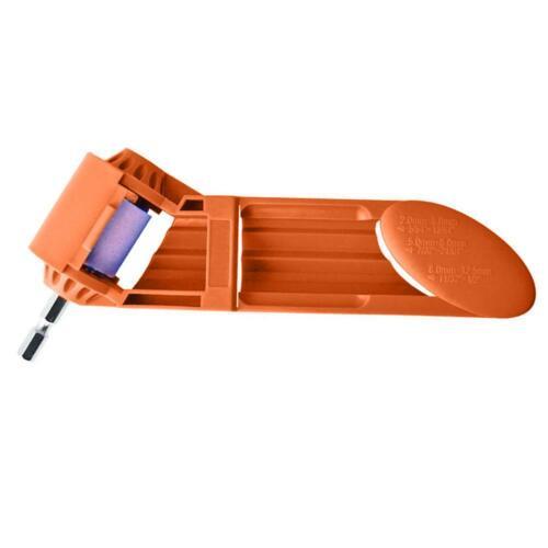 Drill Bit Sharpener corindon Meule pour Perceuse Polissage Meuleuse R1BO