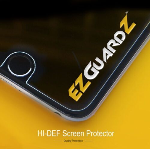 """3X EZguardz LCD Screen Protector Cover HD 3X For NuVision 8/"""" Tablet TM800 A510L"""